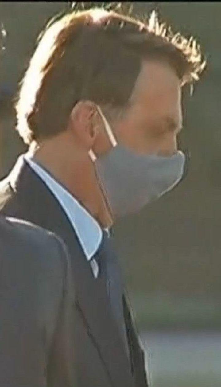 COVID-19 в мире: президент Бразилии должен носить маску, а Португалия возвращается к карантину