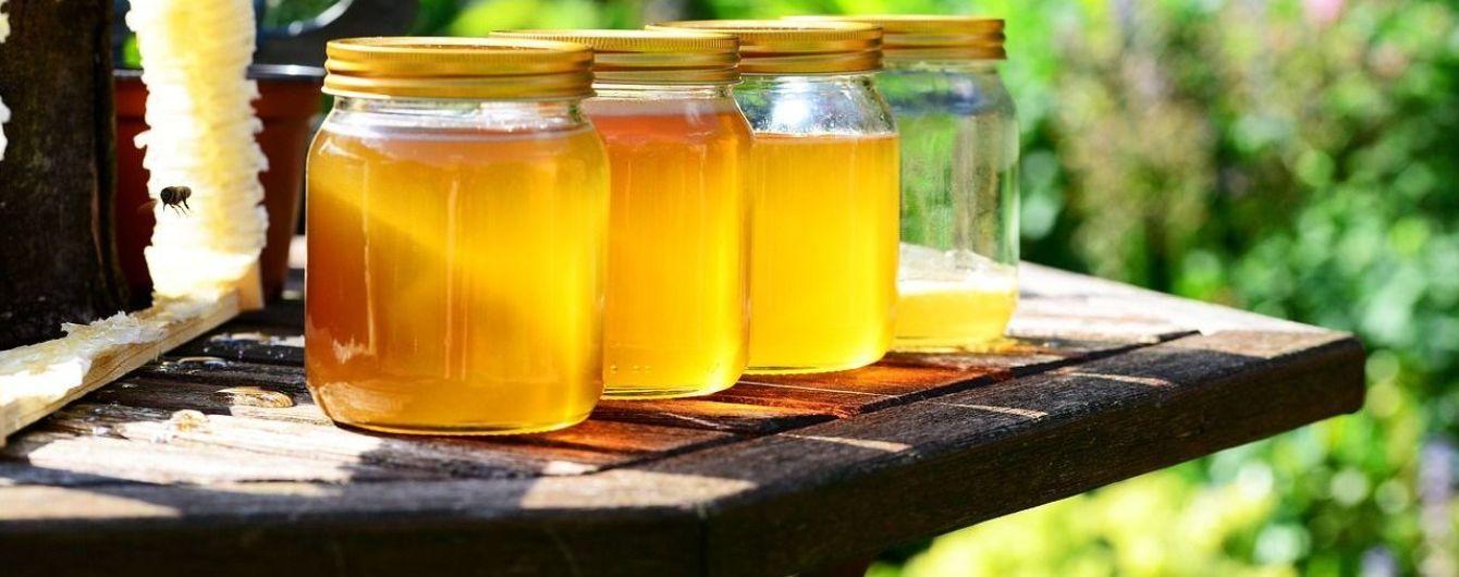 Украина увеличивает экспорт меда в Европу