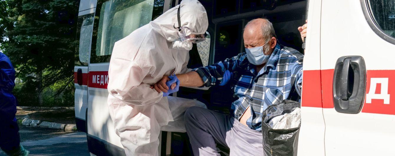 В Україні черговий коронавірусний антирекорд: кількість випадків за добу наближається до 6 тисяч