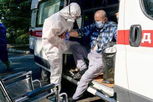 В Ровенской области новым коронавирусом заразились еще более трех десятков человек от 10 до 74 лет