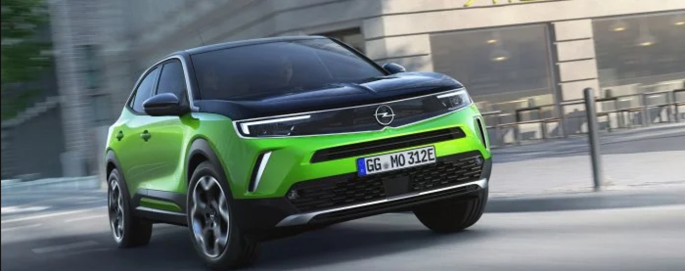 Opel официально представил электрокроссовер Mokka с запасом хода в 320 км: фото и видео