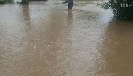 Весенний паводок: синоптики рассказали, где на западе Украины возможны подтопления