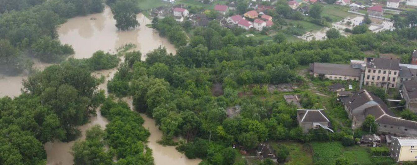 Правительство планирует определить уязвимые к затоплениям регионы и обозначить их на специальной карте