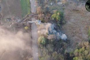 """""""Никто не убежал"""": военные показали уничтожение огневой позиции и жилого помещения боевиков"""