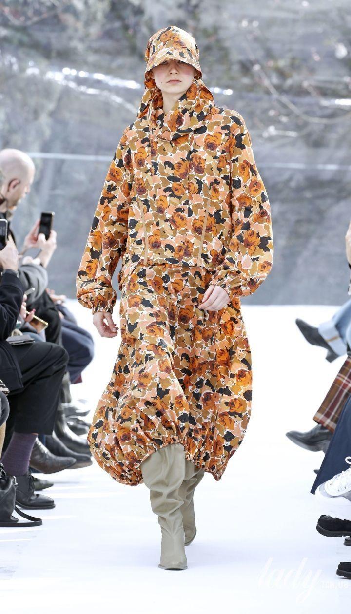 Колекція Kenzo прет-а-порте сезону осінь-зима 2020-2021 @ East News