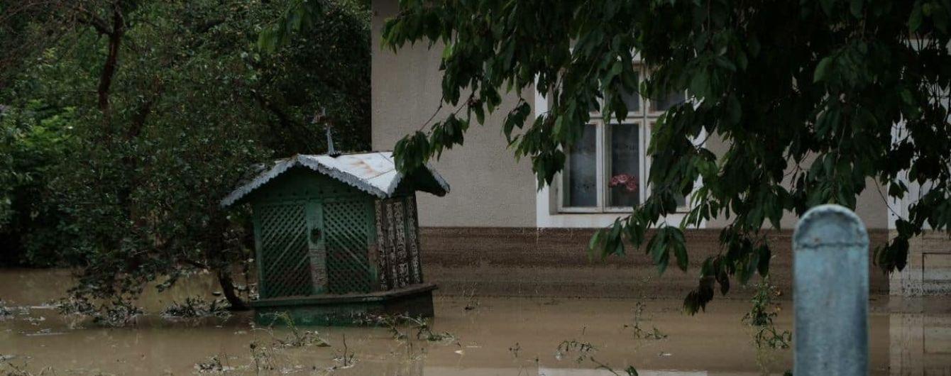 Пик поднятия воды на Буковине ожидают сегодня вечером