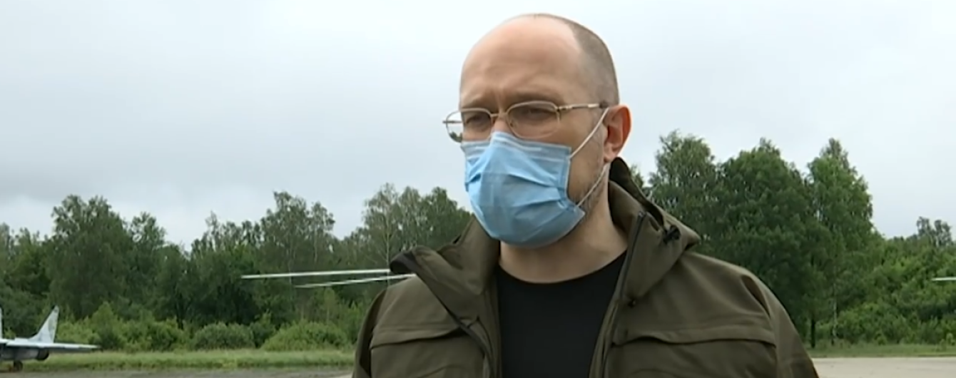 В Ивано-Франковской области затопило больницу, где есть больные COVID-19, - Шмыгаль