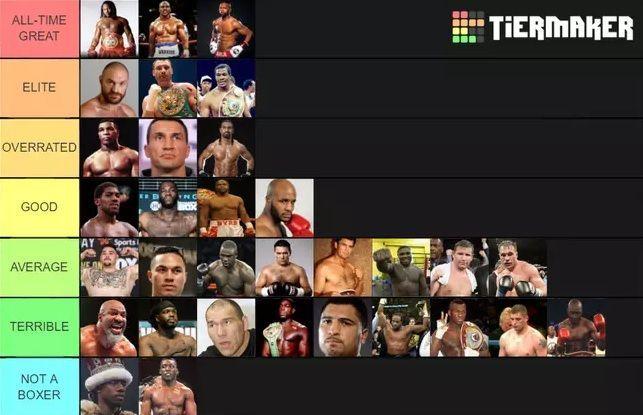 Боксери інфографіка