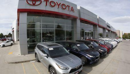 Toyota отзывает около 1,5 млн автомобилей: названа причина