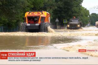 Стихийный удар: что происходит на Буковине и Прикарпатье