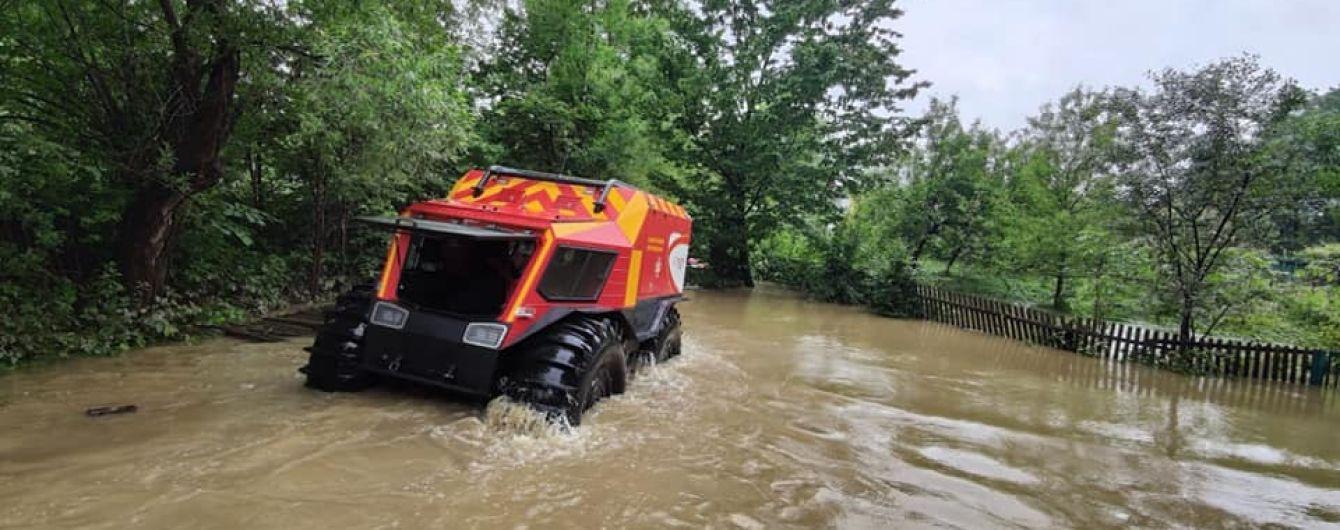 Після повеней на заході України усі дороги державного значення знову відкриті