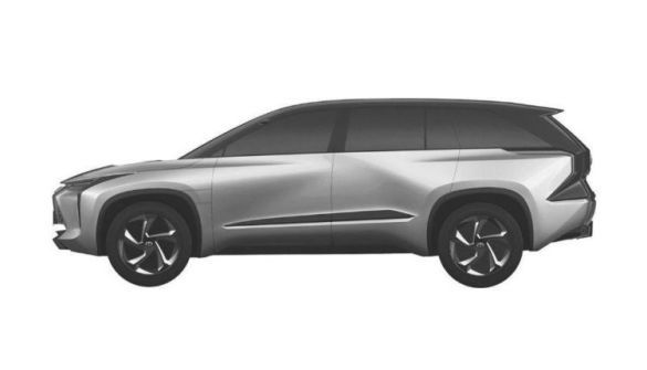 Новий кросовер Toyota