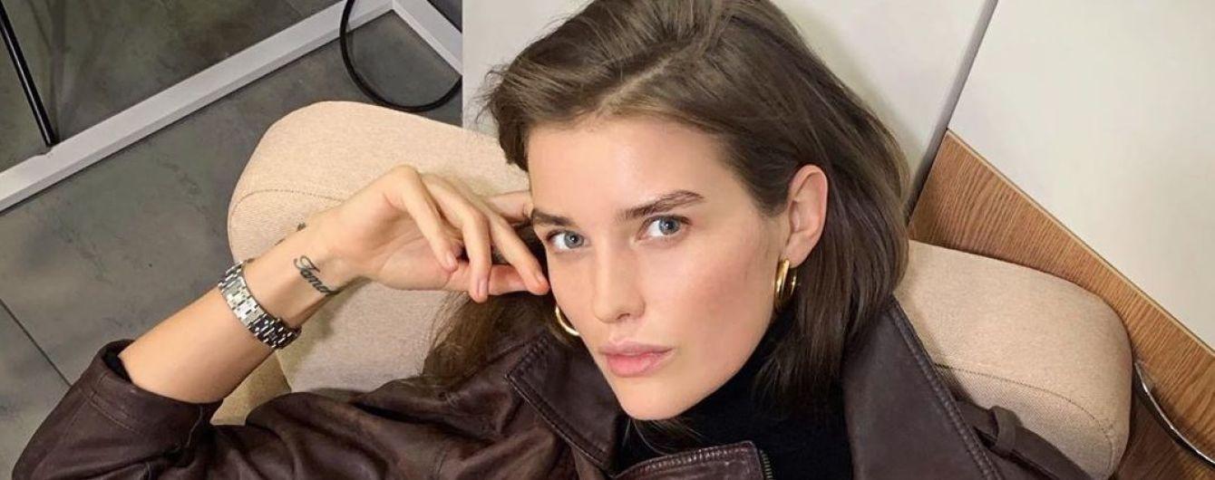 Відома українська модель Наталія Гоцій видалила імпланти з грудей