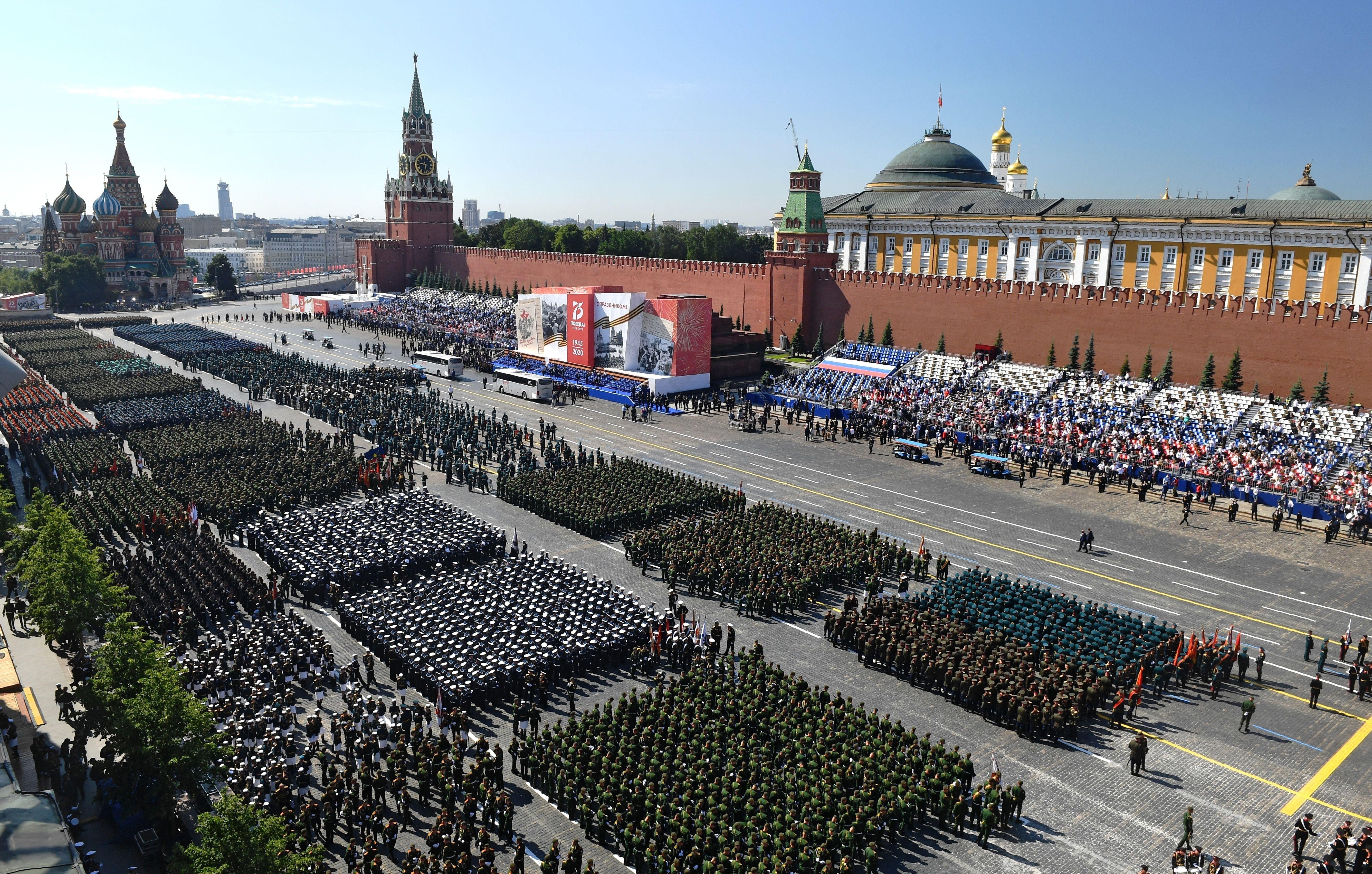 Парад у Росії_1
