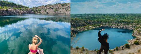 Экстрим со швейцарскими пейзажами: как отдохнуть на Радоновом озере в Николаевской области