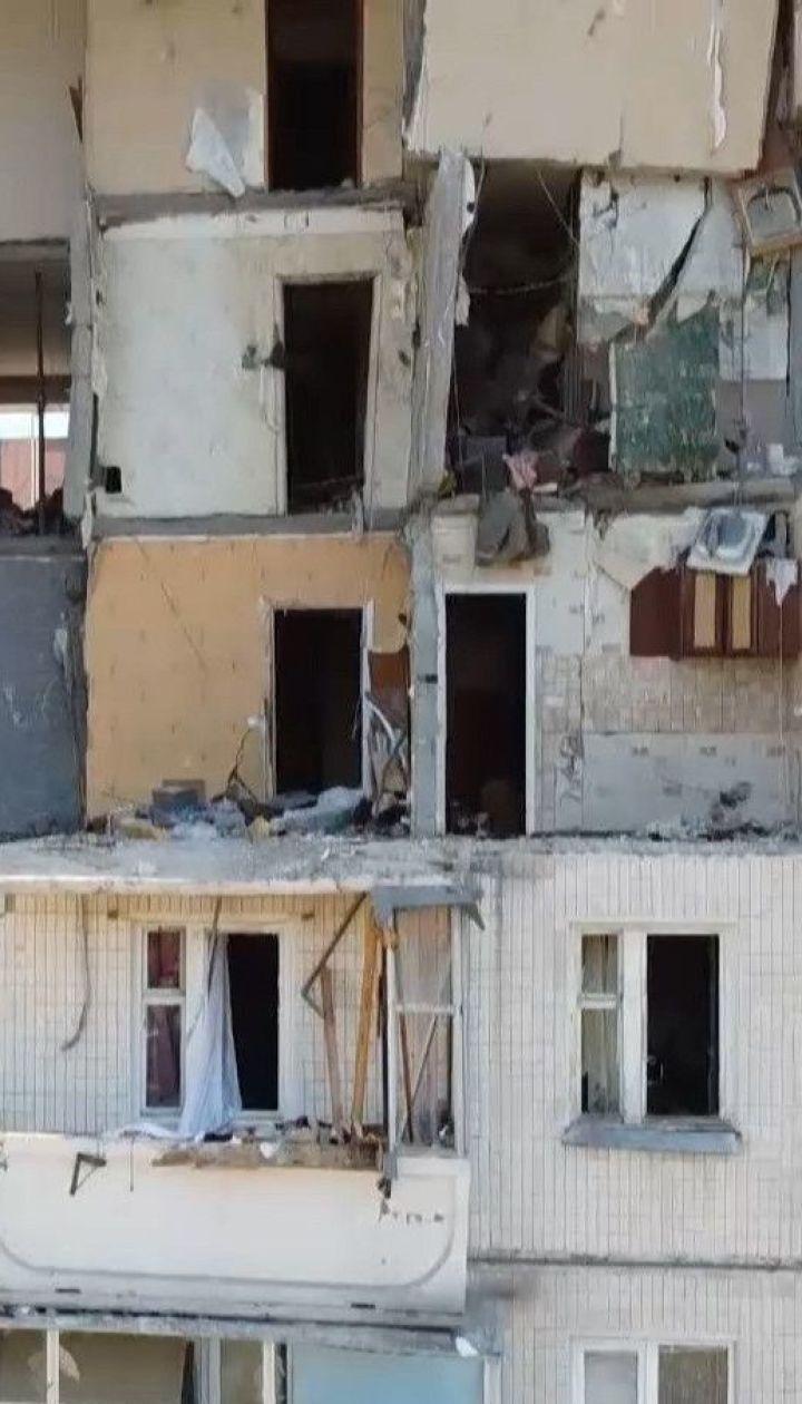 Трагічний вибух на Позняках: жителям аварійного під'їзду дозволили забрати речі