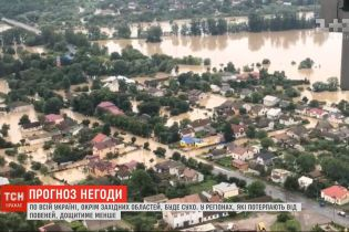 В ближайшие три дня погода в Украине улучшится