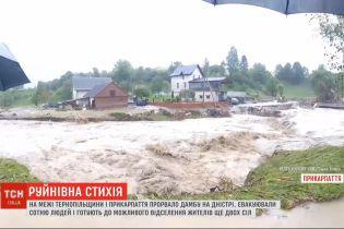 Стихія в Івано-Франківській області: як минула ніч