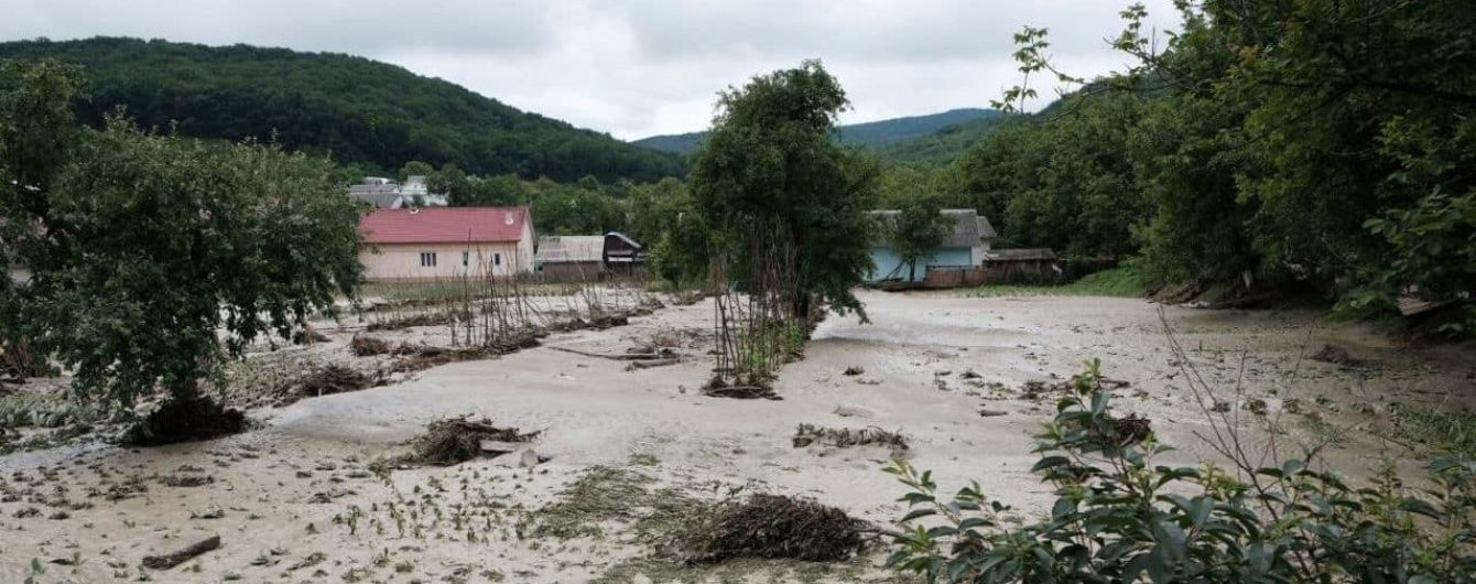 Вырубка лесов или сильные осадки: что привело к масштабным наводнениям на западе Украины
