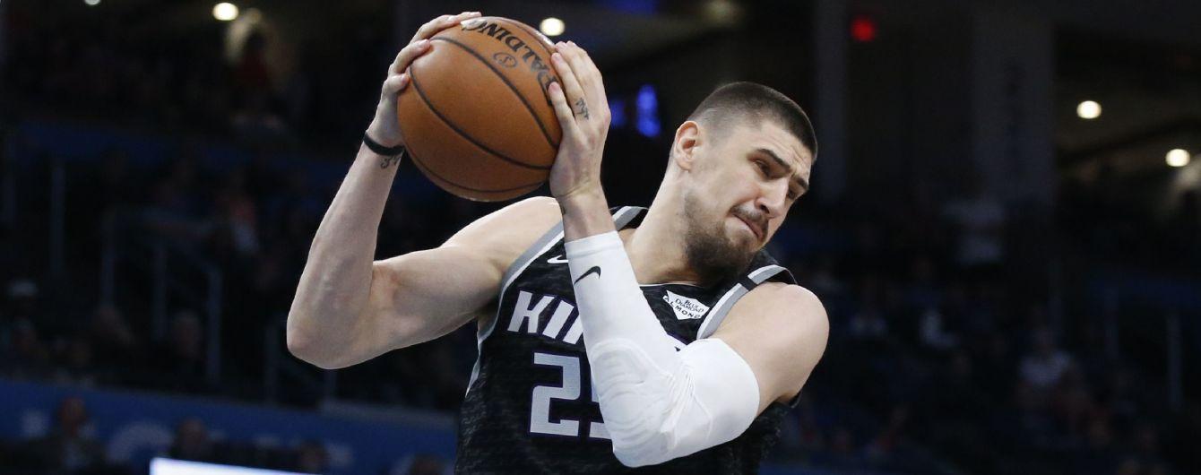 Украинский баскетболист в НБА заразился коронавирусом