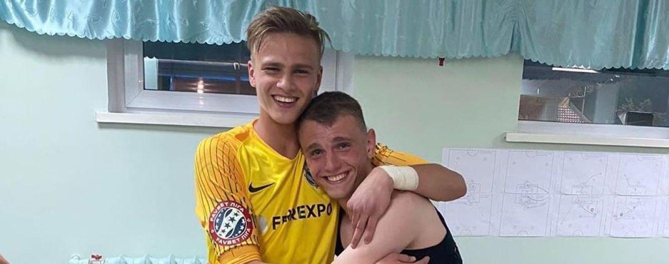 """16-річний воротар """"Ворскли"""" розірвав соцмережі своїми сейвами в Кубку України"""