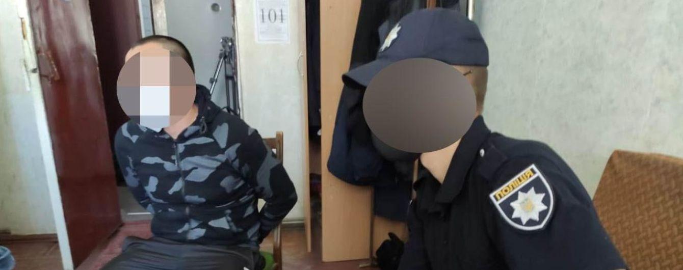В лесу Харьковской области изнасиловали 50-летнюю женщину