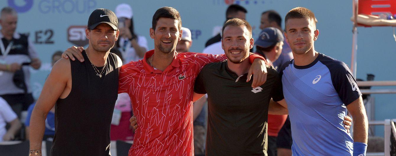 Джоковича раскритиковали за фиаско Adria Tour: на его выставочном турнире произошла вспышка коронавируса