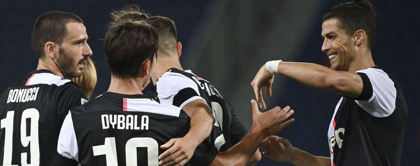 Серія А онлайн: результати матчів 28 туру Чемпіонату Італії з футболу