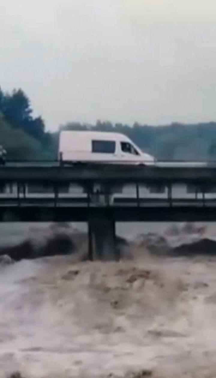 Действительно ли причиной паводков в Украине есть вырубка карпатских лесов