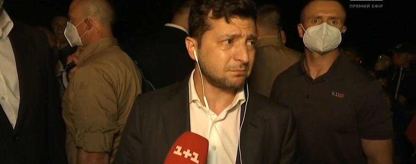 Зеленский рассказал, когда получат квартиры остальные пострадавшие от взрыва на Позняках