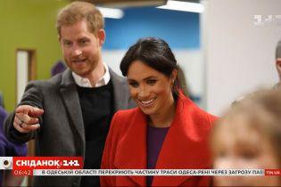 Принц Гаррі та Меган Маркл повертаються до Великої Британії
