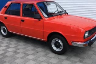 В Чехии продают 37-летнюю Skoda за почти 6 тысяч евро