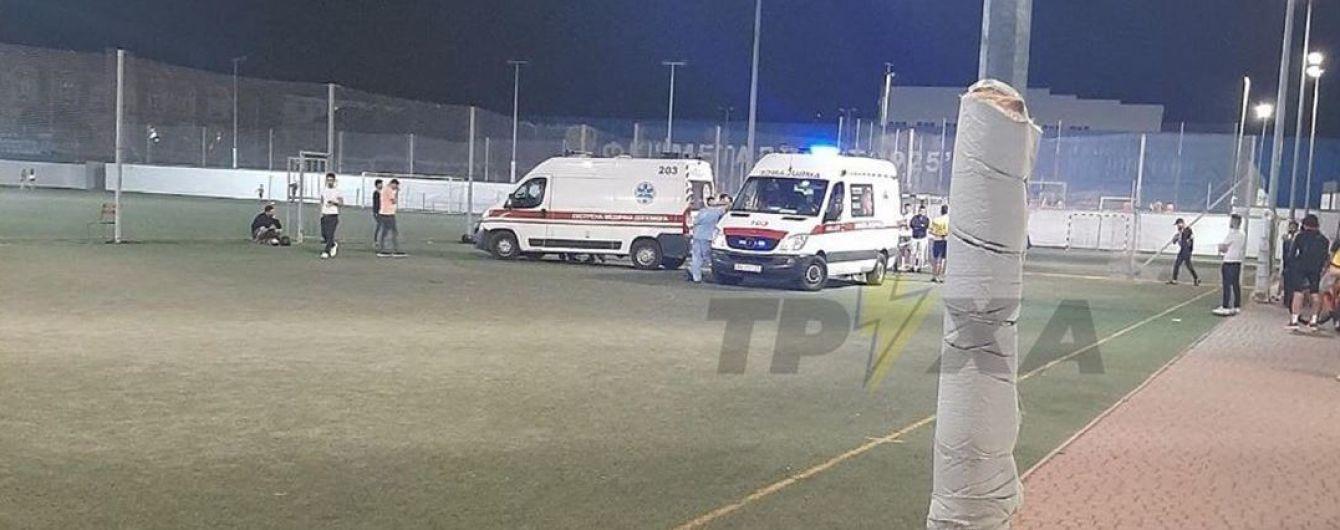 Трагедия на футболе в Харькове: полиция расследует обстоятельства смерти молодого иностранца