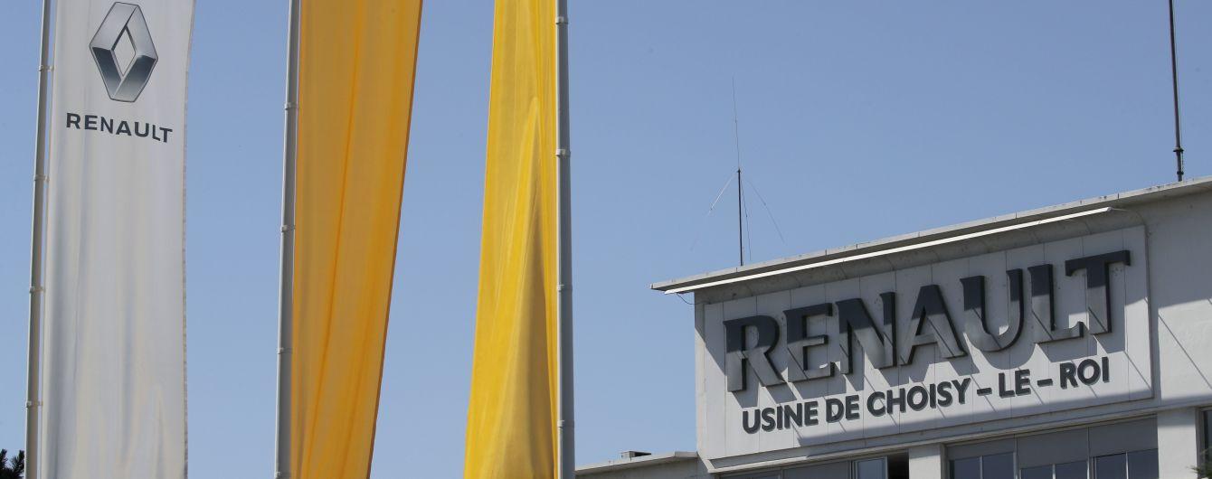 Renault и Nissan вляпались в скандал с выбросами