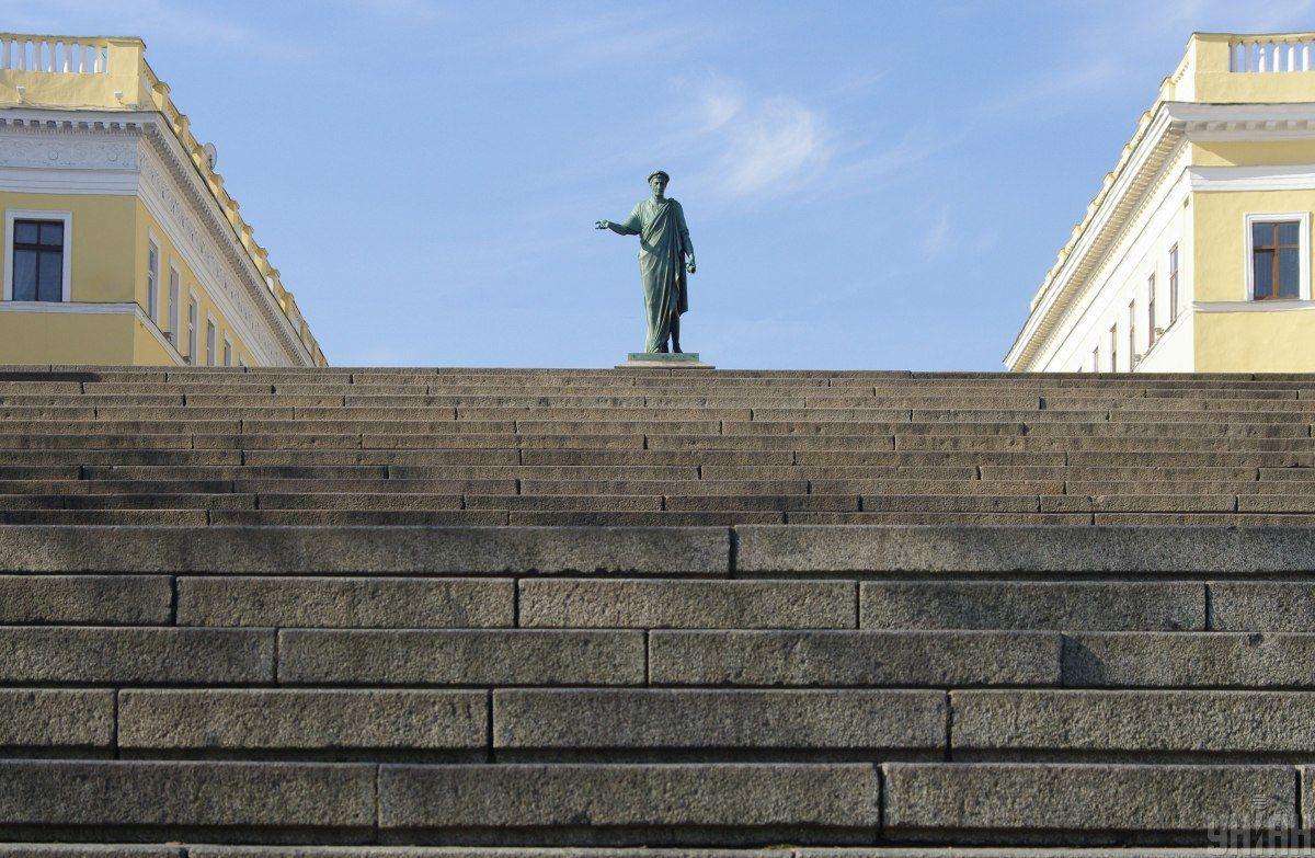 Пам'ятник Дюку де Рішельє в Одесі