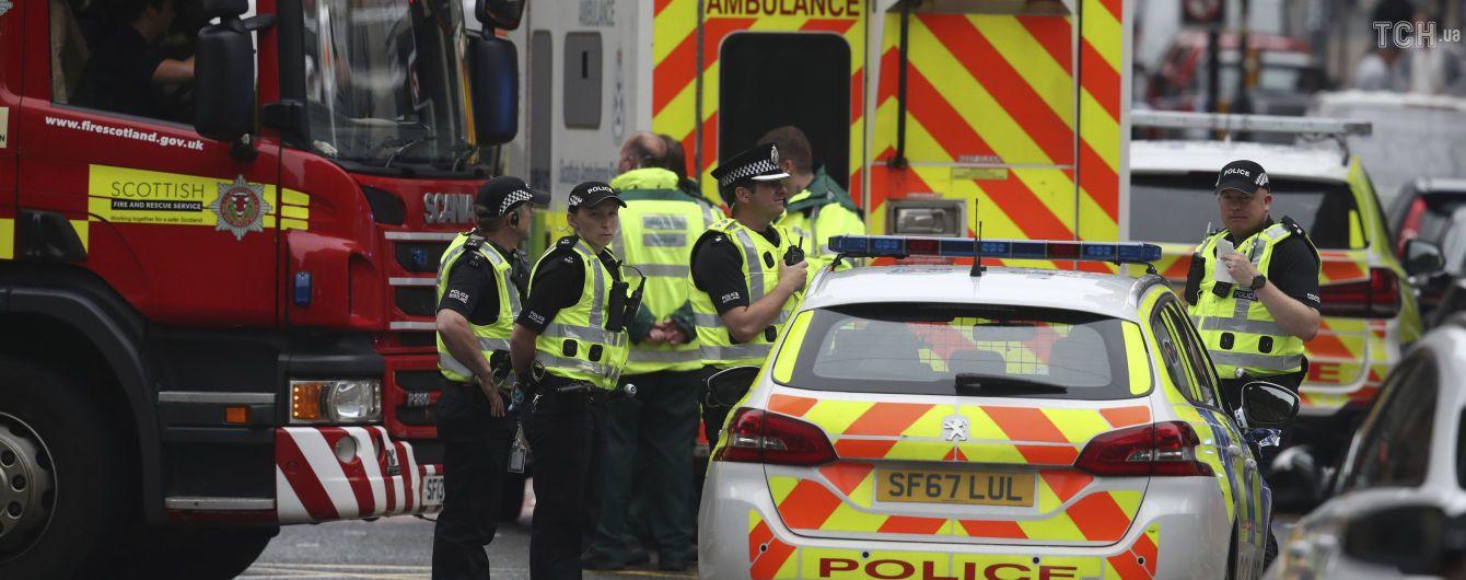 У британському Глазго чоловік з ножем накинувся на перехожих: троє людей загинули