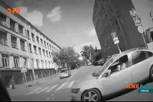 В Росії мотоцикліст потрапив в аварію через порушення швидкісного режиму