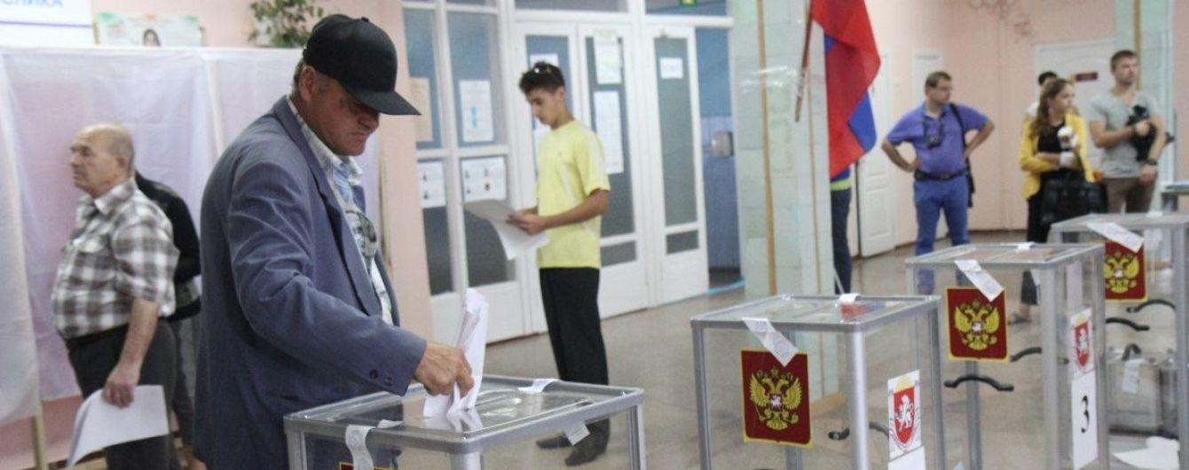"""Рада осудила незаконное проведение голосования за поправки по """"обнулению Путина"""" в оккупированном Крыму"""