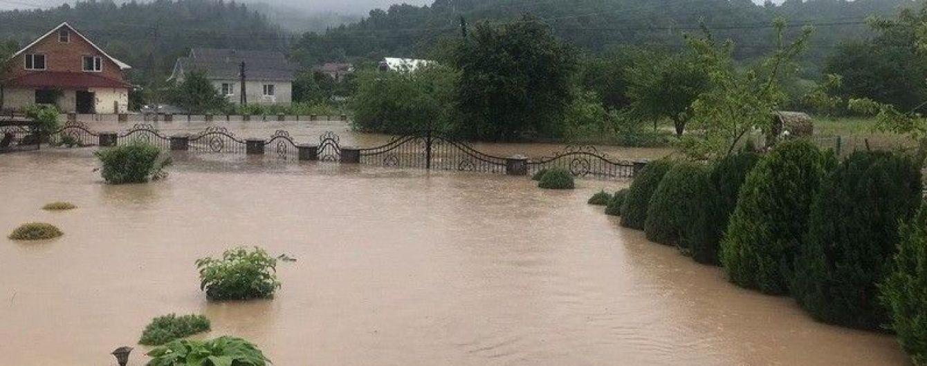 СБУ сообщила, кто может быть виноват в разрушительных паводках на Западе Украины