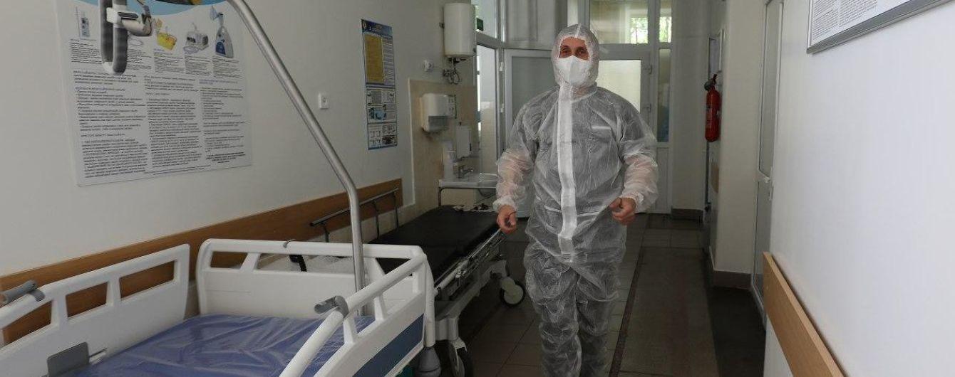 В Донецкой области больной COVID-19 нарушил самоизоляцию и умер от травмы головы