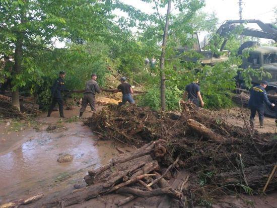 Велика Британія виділила 100 тисяч фунтів на допомогу постраждалим від повені областям України