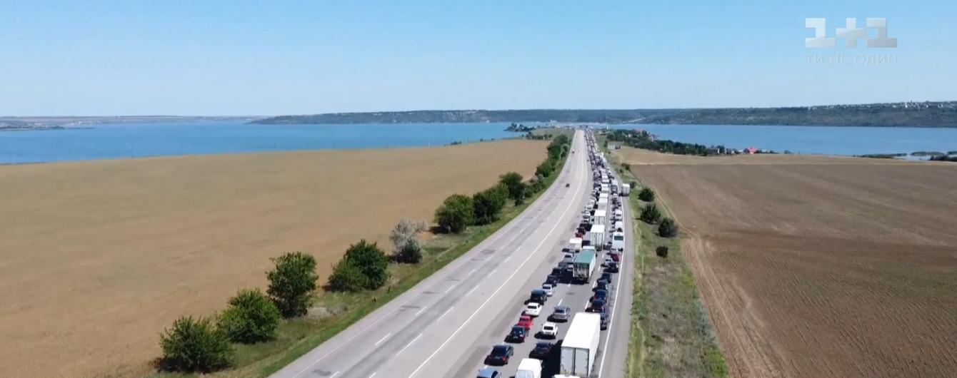 Дорога к морю: сколько времени на авто длится путешествие в Одессу, Коблево, Бердянск
