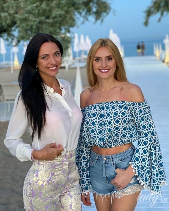 Виктория Смеюха и Ирина Федишин