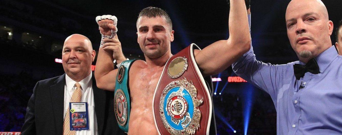 Український боксер Гвоздик нарешті розкрив причини завершення кар'єри