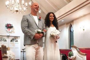 Потап і Настя Каменських вперше одружилися в Лас-Вегасі три роки тому