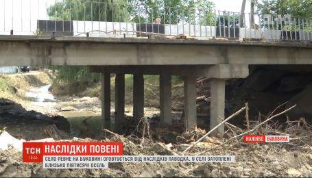Горы ила и уничтоженное имущество: как Буковина оправляется от последствий паводка
