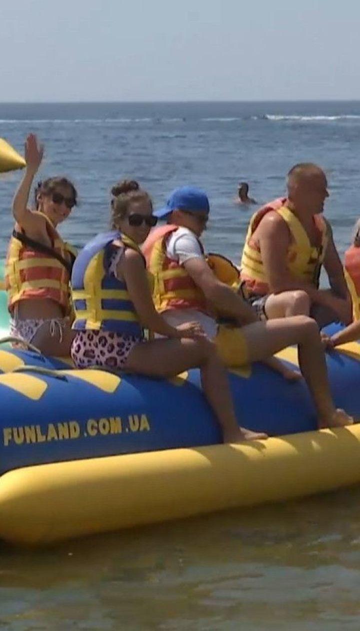 Море по-українськи: яка ціна на проживання, їжу та розваги на популярних курортах