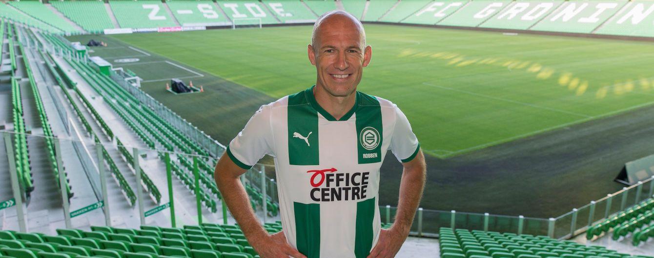 Повернення року: знаменитий нідерландський футболіст відновив кар'єру