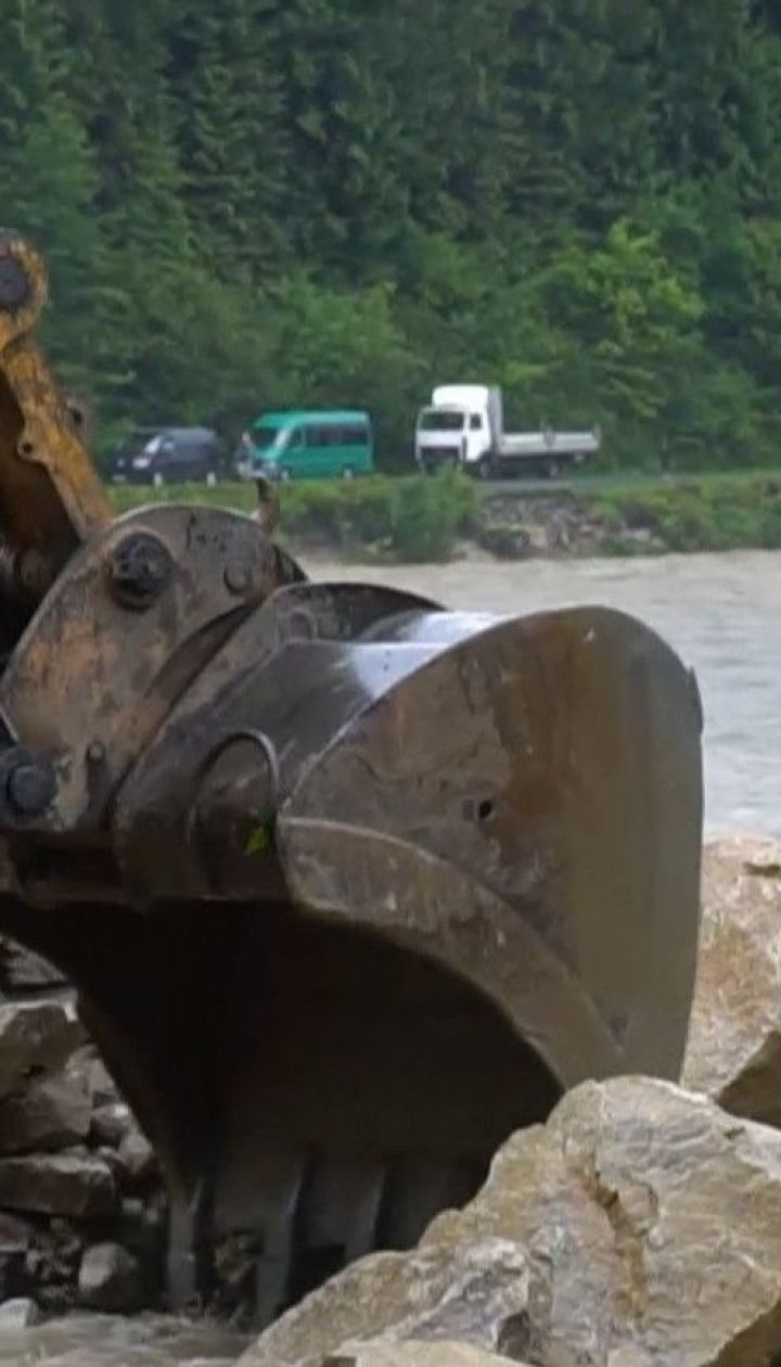ТСН.Тиждень з`ясовував причини стихійної катастрофи на Західній Україні