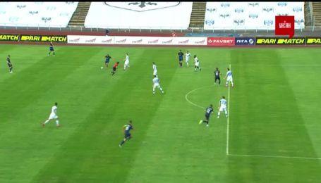 Десна - Динамо - 1:1. Видео гола Картушова
